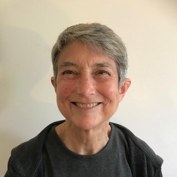 Portrait photo of Bonnie Webber