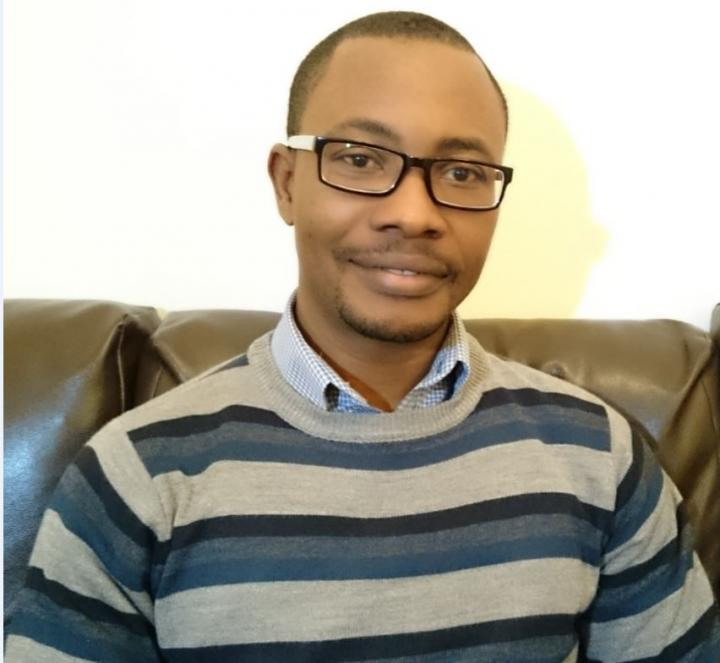 PhD student Kobby K A Nuamah
