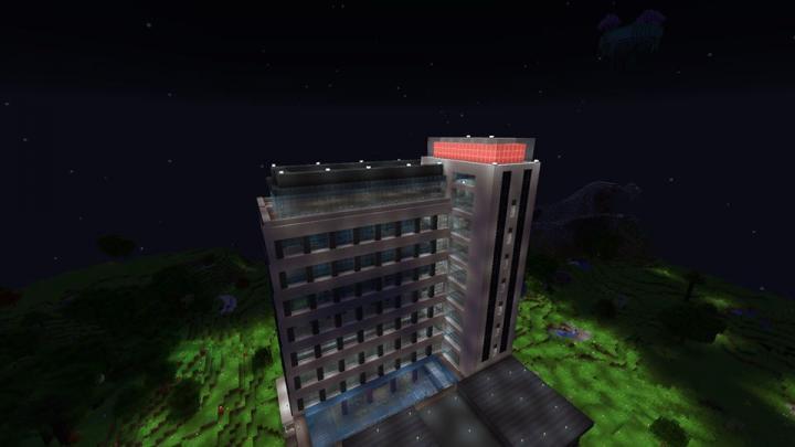 Minecraft Appleton Tower