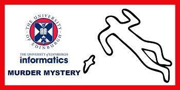 Informatics Murder Mystery Banner