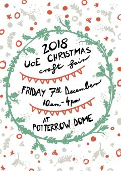 Christmas Fair 2018 flyer