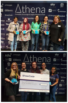 Winners of Athena Hack