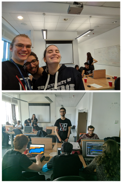 Photos from Extreme Pals Hackathon